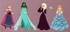 Frozen/Wicked