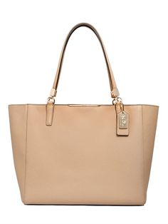 Coach Tote. I love this! Simple but chic