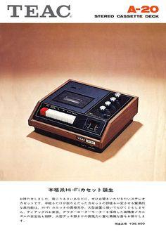 Teac - www.remix-numerisation.fr - Rendez vos souvenirs durables ! - Sauvegarde - Transfert - Copie - Restauration de bande magnétique Audio