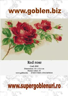 Goblenuri gratuite – Red Rose