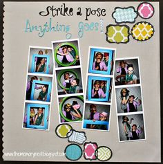 The Memory Nest: Photo Booth Shoots!