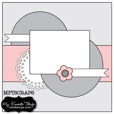 MFT Printable Resources | Scrapbook Sketches |