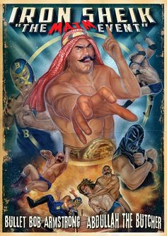 This documentary captures a night of pro-wrestling action by an independent wrestling outfit that features such ferocious competitors as Abdullah the Butcher, Fabulous Freddie Valentine, Bullet Bob Ar