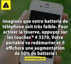 Bonne idée mais je me demande si ça marche sur tous les téléphones