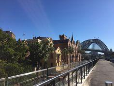 The Rocks Walking Tour in Sydney Australia