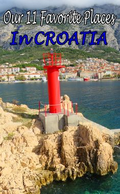 Where to go in Croat