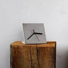 Image result for Concrete clocks