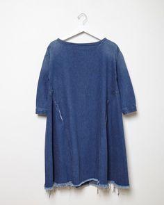 rachel comey denim ballston dress