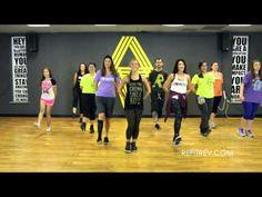 """Little Toy Gun"" Carrie Underwood video dance fitness choreography by REFIT® Revolution - YouTube #refitrev #lovemesomerefit #liverefit"