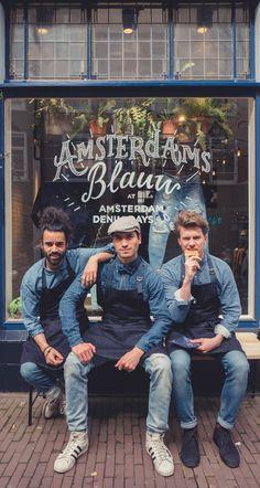 #amsterdamsblauw #amsterdamdenimdays