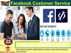 """Why does Facebook Customer Service 1-850-361-8504 play an integral role?  """"The Facebook Customer Service number 1-850-361-8504 plays an integral role in following: 1. Serviceable in every corner of the globe. 2. Remains active round the clock even on holidays.  3. Highly affordable services charges For more information visit http://www.monktech.net/facebook-customer-care-service-hacked-account.html or http://facebookcustomerservice2.blogspot.in/2017/06/be-familiar-with-3-extraordinary.html…"""