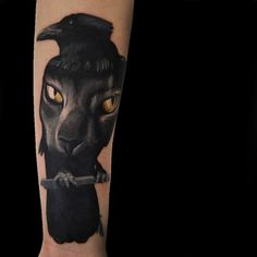 Danny Stylist's Realistic Tattoo Design Ideas Pop Art Tattoos, Black Cat Tattoos, Small Tattoos, Tatoos, Elephant Tattoos, Animal Tattoos, Tattoo Designer Online, Full Sleeve Tattoo Design, Detailed Tattoo