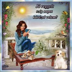 Jó reggelt Good Morning Good Night, Good Day, Sweet Dreams, Cathedral, Religion, Painting, Google, Nature, Beautiful