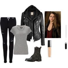 Sarah Manning/Orphan Black Inspired Outfit