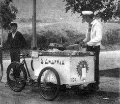 heladero Peru, Woodstock, Antique Cars, Nostalgia, Painting, Neutral, Industrial, Photos, Vintage