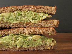 Avocado Chicken Salad - no Mayo needed! Oh my Dear God. This sounds like heaven!