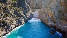 Mallorca: Die schönsten Strände und Buchten der Baleareninsel | STERN.de Strand, Water, Outdoor Decor, Landscapes, Bays, Island, Majorca, Vacation, Viajes