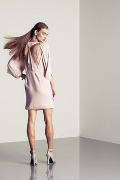 Halston Heritage Spring 2015 Ready-to-Wear Collection Photos - Vogue#1#1
