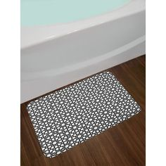 31 best black and white images bath rugs black white bath mats rh pinterest com