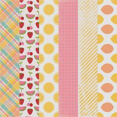 Free Pink Lemonade Paper Pack from Harper Finch