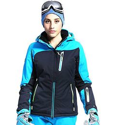 96eb2bb2ed WHS Mountain Outdoor Sports Womens Skiing Jacket womens winter jackets and  coats. WHS · Fashion Ski Jacket