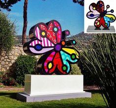 Paris Art Web - Romero Britto - Sculpture
