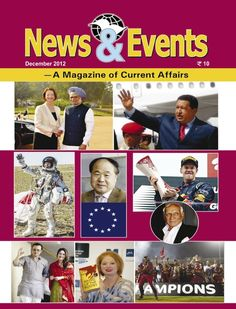 News and Events  Magazine - Buy, Subscribe, Download and Read News and Events on your iPad, iPhone, iPod Touch, Android and on the web only through Magzter
