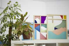 Nous Vous' London studio, shot by Kristy Noble | sightunseen.com