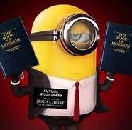 Mormon Missionary Minnion