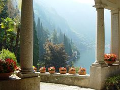 Villa Monastero, Italy shared by on We Heart It Places Around The World, Oh The Places You'll Go, Places To Travel, Places To Visit, Around The Worlds, Siena Toscana, Beautiful World, Beautiful Places, Comer See