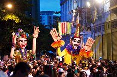 No próximo domingo, dia 16,  acontece a final do Concurso Nacional de Marchinhas promovido pela Fundição Progresso