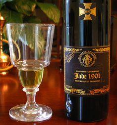Jade 1901 Reservoir Absinthe Glass http://www.absintheonthenet.com/Coulette-Reservoir-p/crg.htm