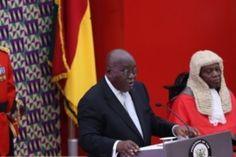 President Akufo-Addo's Maiden SONA