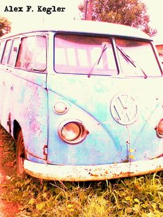 Alex photograph project: Old Car... #Photography