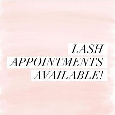 Bat those lashes! Lash appointments available this week. Bat those lashes! Lash appointments available this week. Natural Looking Eyelash Extensions, Diy Nails Stickers, Lash Quotes, Makeup Quotes, How To Grow Eyelashes, Fake Eyelashes, Fail, Lash Room, Eyelash Sets