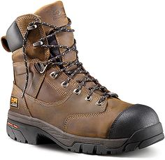 Timberland PRO Helix Work Boot Style 8 Inch Men Boots TB091607214