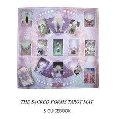 The Sacred Forms Tarot Mat
