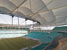 Explore Every 2014 World Cup Stadium With Google Street View | Science Blogs | WIRED
