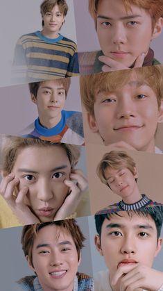 Exo Xiumin, Kpop Exo, Exo Ot12, Chanbaek, Kpop Wallpapers, Exo Group Photo, Exo Album, Exo Lockscreen, Exo Korean