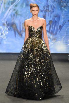 Naeem Khan Fall 2015 Ready-to-Wear Fashion Show