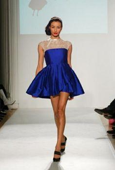 Royal Blue Style