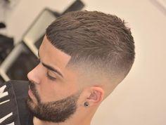Haircut by jose_pvlgbarbershop http://ift.tt/1SjqQ2M #menshair #menshairstyles…
