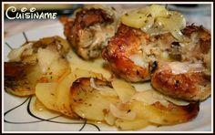 Cordero al Horno con Patatas. Una receta navideña deliciosa, ¿nos acompañas?