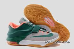 "new style 3520b 62aa5 ""Easy Money"" Nike KD 7 Mystic Green Light Brown Super Deals"