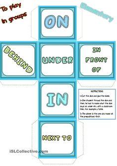 Prepositions die                                                                                                                                                     More