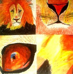 One Creature: Four Views | Lessons from the K-12 Art Room