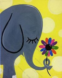 find this pin and more on painting - Painting Pics For Kids