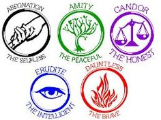 The fractions......dauntless is the best