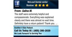 The staff were extremely helpful and compassionate. Everything was explained clearly and...
