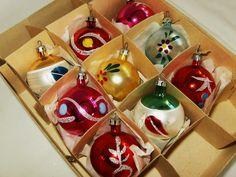 Glass Christmas Ornament 2